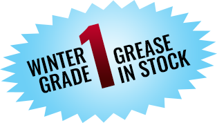Winter Grade 1 Grease In Stock